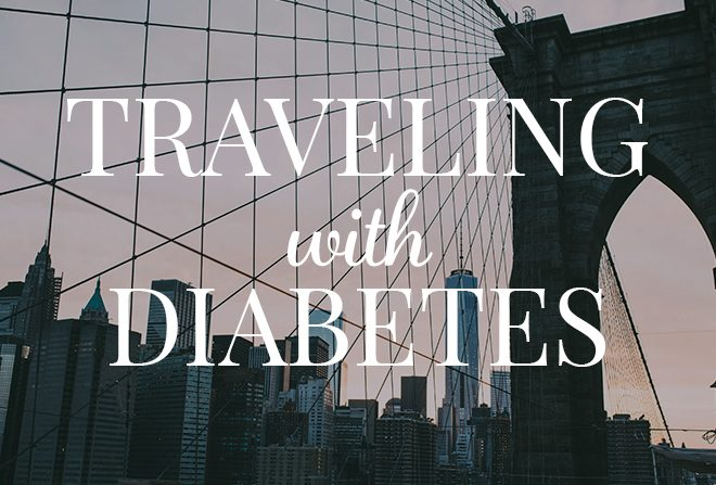Traveling with Diabetes Banner